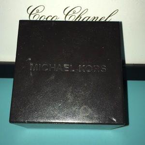 Michael Kors WomenParker RoseGoldTone Watch MK5774